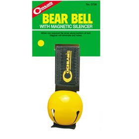Coghlans Dzwonek na niedźwiedzie, żółty